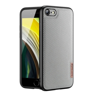 Elegantní modré pouzdro Dux Ducis Fino Nylon na mobil Apple iPhone 7 / Apple iPhone 8 / Apple iPhone SE 2020