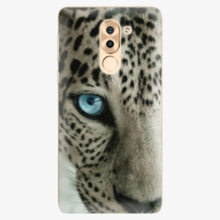 Plastový kryt iSaprio Fresh - White Panther na mobil Huawei Honor 6X