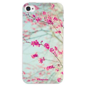 Plastové pouzdro iSaprio Blossom 01 na mobil Apple iPhone 4/4S