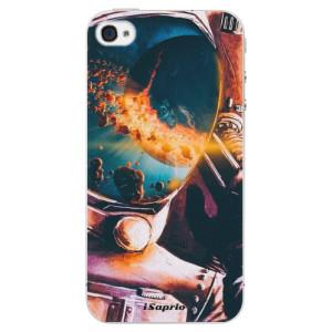 Plastové pouzdro iSaprio Astronaut 01 na mobil iPhone 4/4S