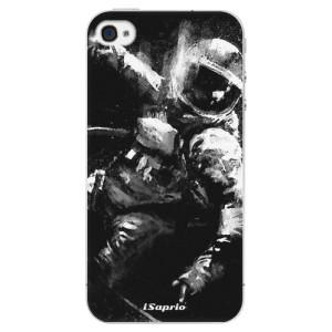 Plastové pouzdro iSaprio Astronaut 02 na mobil iPhone 4/4S