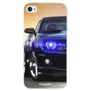 Plastové pouzdro iSaprio Chevrolet 01 na mobil Apple iPhone 4/4S