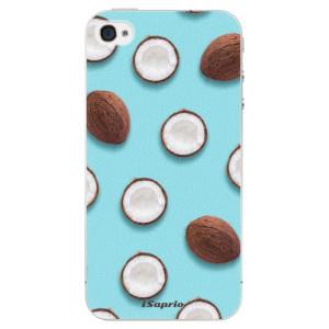 Plastové pouzdro iSaprio Coconut 01 na mobil Apple iPhone 4/4S