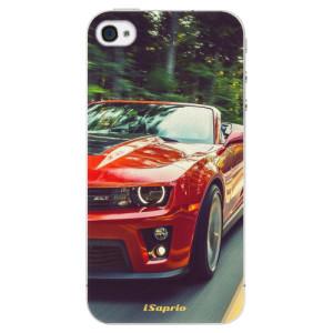 Plastové pouzdro iSaprio Chevrolet 02 na mobil Apple iPhone 4/4S