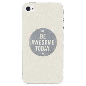 Plastové pouzdro iSaprio Awesome 02 na mobil iPhone 4/4S