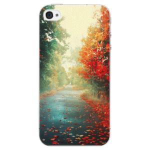 Plastové pouzdro iSaprio Autumn 03 na mobil iPhone 4/4S