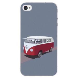 Plastové pouzdro iSaprio VW Bus na mobil Apple iPhone 4/4S