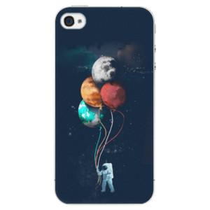 Plastové pouzdro iSaprio Balloons 02 na mobil iPhone 4/4S