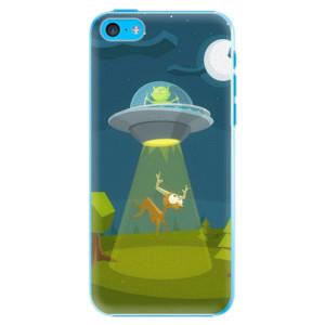Plastové pouzdro iSaprio Alien 01 na mobil iPhone 5C