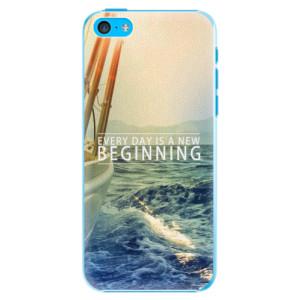 Plastové pouzdro iSaprio Beginning na mobil Apple iPhone 5C