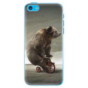 Plastové pouzdro iSaprio Bear 01 na mobil Apple iPhone 5C