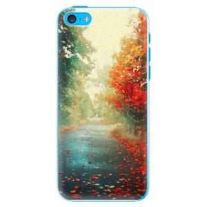 Plastové pouzdro iSaprio Autumn 03 na mobil iPhone 5C