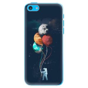 Plastové pouzdro iSaprio Balloons 02 na mobil iPhone 5C