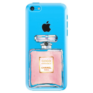 Plastové pouzdro iSaprio Chanel Rose na mobil Apple iPhone 5C