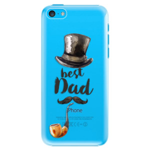 Plastové pouzdro iSaprio Best Dad na mobil Apple iPhone 5C