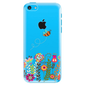 Plastové pouzdro iSaprio Bee 01 na mobil Apple iPhone 5C