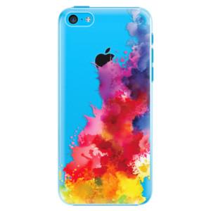 Plastové pouzdro iSaprio Color Splash 01 na mobil Apple iPhone 5C