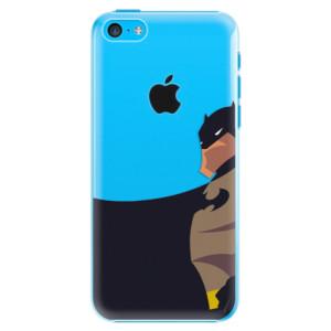 Plastové pouzdro iSaprio BaT Comics na mobil iPhone 5C