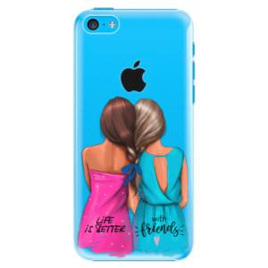 Plastové pouzdro iSaprio Best Friends na mobil Apple iPhone 5C