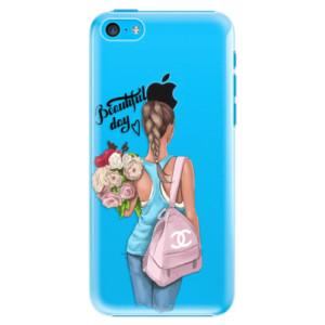 Plastové pouzdro iSaprio Beautiful Day na mobil Apple iPhone 5C