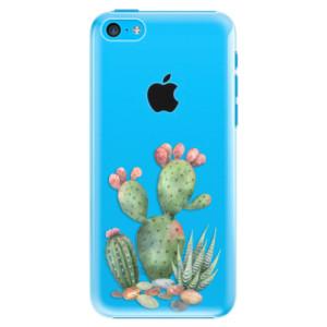 Plastové pouzdro iSaprio Cacti 01 na mobil Apple iPhone 5C