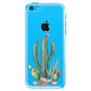 Plastové pouzdro iSaprio Cacti 02 na mobil Apple iPhone 5C