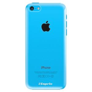 Plastové pouzdro iSaprio 4Pure mléčné bez potisku na mobil iPhone 5C