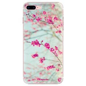 Plastové pouzdro iSaprio Blossom 01 na mobil Apple iPhone 7 Plus