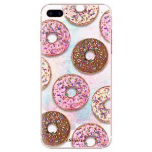 Plastové pouzdro iSaprio Donuts 11 na mobil Apple iPhone 7 Plus