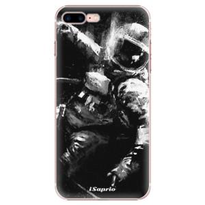 Plastové pouzdro iSaprio Astronaut 02 na mobil iPhone 7 Plus