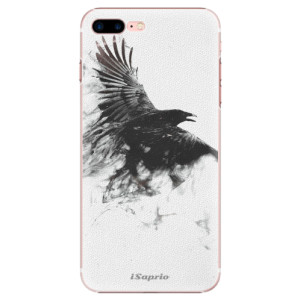 Plastové pouzdro iSaprio Dark Bird 01 na mobil Apple iPhone 7 Plus