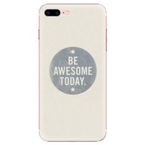 Plastové pouzdro iSaprio Awesome 02 na mobil iPhone 7 Plus