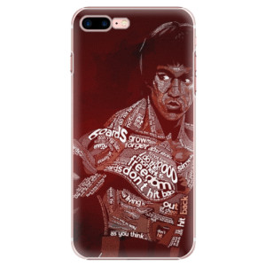 Plastové pouzdro iSaprio Bruce Lee na mobil Apple iPhone 7 Plus