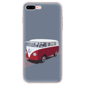 Plastové pouzdro iSaprio VW Bus na mobil Apple iPhone 7 Plus