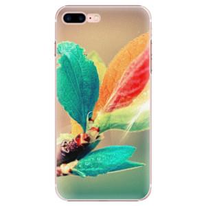 Plastové pouzdro iSaprio Autumn 02 na mobil iPhone 7 Plus