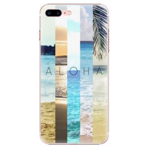 Plastové pouzdro iSaprio Aloha 02 na mobil iPhone 7 Plus