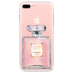 Plastové pouzdro iSaprio Chanel Rose na mobil Apple iPhone 7 Plus