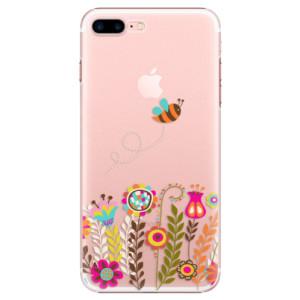 Plastové pouzdro iSaprio Bee 01 na mobil Apple iPhone 7 Plus