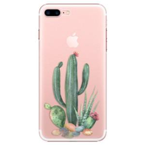 Plastové pouzdro iSaprio Cacti 02 na mobil Apple iPhone 7 Plus