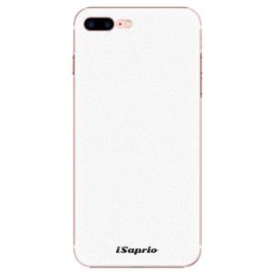 Plastové pouzdro iSaprio 4Pure bílé na mobil iPhone 7 Plus