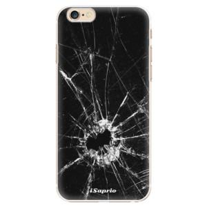 Plastové pouzdro iSaprio Broken Glass 10 na mobil Apple iPhone 6/6S