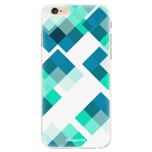 Plastové pouzdro iSaprio Abstract Squares 11 na mobil iPhone 6/6S