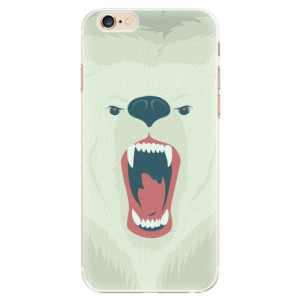Plastové pouzdro iSaprio Angry Bear na mobil iPhone 6/6S