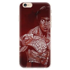 Plastové pouzdro iSaprio Bruce Lee na mobil Apple iPhone 6/6S