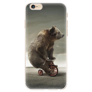 Plastové pouzdro iSaprio Bear 01 na mobil Apple iPhone 6/6S