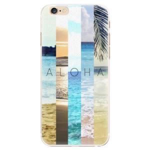 Plastové pouzdro iSaprio Aloha 02 na mobil iPhone 6/6S