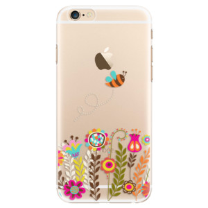 Plastové pouzdro iSaprio Bee 01 na mobil Apple iPhone 6/6S