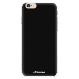 Plastové pouzdro iSaprio 4Pure černé na mobil iPhone 6/6S