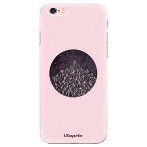 Plastové pouzdro iSaprio Digital Mountains 10 na mobil Apple iPhone 6 Plus/6S Plus
