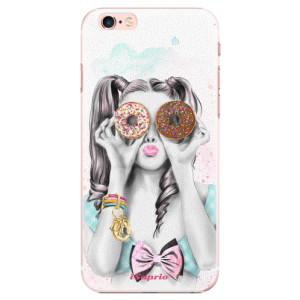 Plastové pouzdro iSaprio Donuts 10 na mobil Apple iPhone 6 Plus/6S Plus